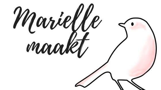 Marielle maakt...