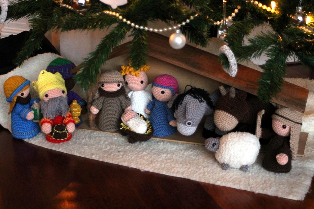 Haak Ook Je Eigen Kerststal