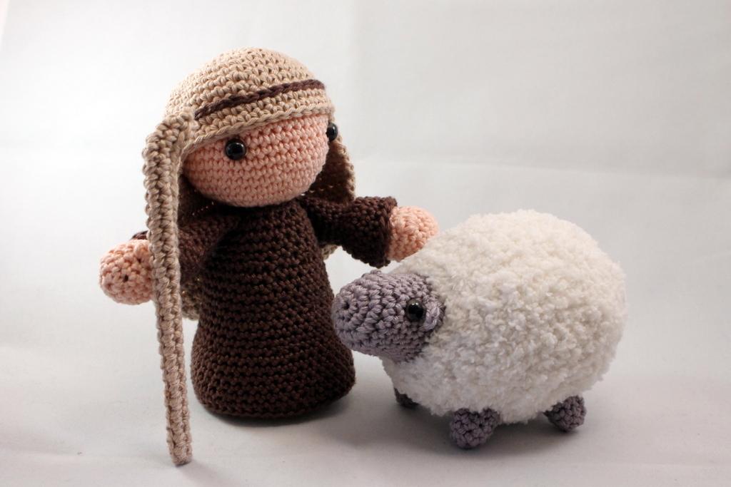 Kerstals haken Herder